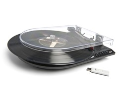 ION Turntable with USB Flash Drive