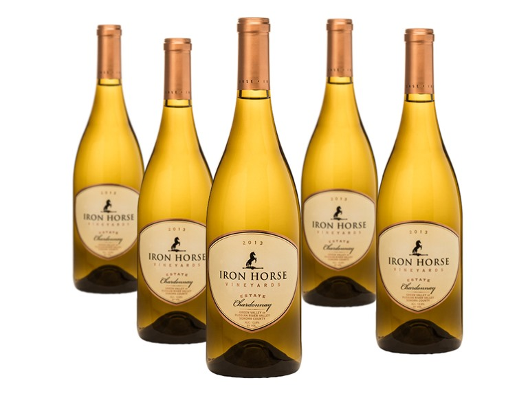 Iron Horse Estate Chardonnay Case