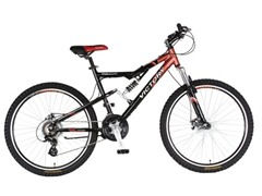 Victory Vegas Jackpot Dual-Suspension Mountain Bike