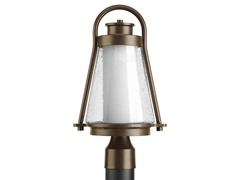 1-Light Post Lantern, Bronze