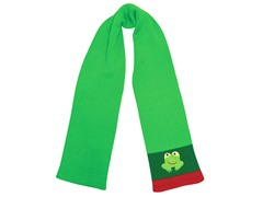 Frog Knit Scarf