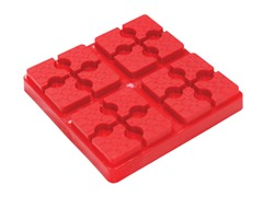 Red Lynx Leveler w/ Nylon Case, 10-Pack