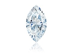 Marquise Diamond 3.00 ct J VS2 with GIA report