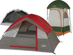 Wenzel Tents - Your Choice