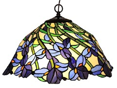 Leafy 2-Light Pendant