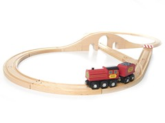 Figure 8 Wooden Train Set