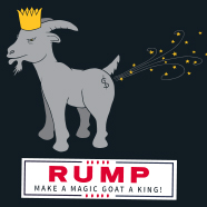 Make a Magic Goat a King!