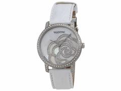 Valentino Silver Pattern, 186 Diamonds