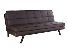 Gellhorn Convertible Sofa Brown