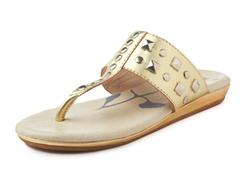 Jaycee Sandal - Gold