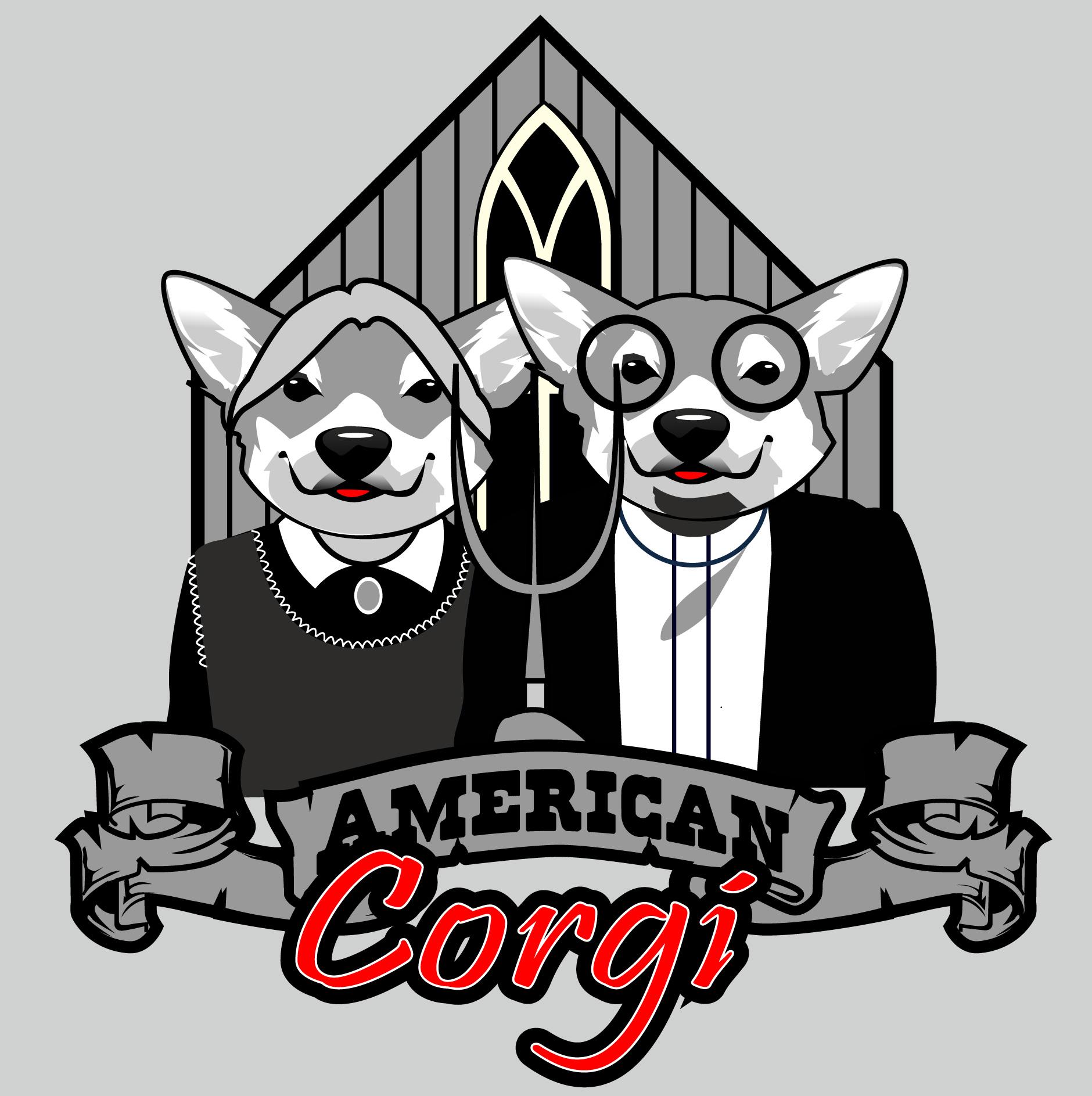 Corgi Gothic