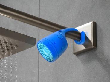 Waterproof Bluetooth Shower Speakers