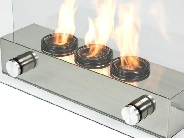 Portable Indoor Outdoor Loft Fireplace