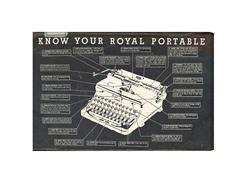 Royal Portable Dark (Multiple Sizes)