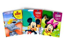 Disney Padded Book Bundle
