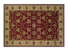 Madison Red Area Rug (4 Sizes)