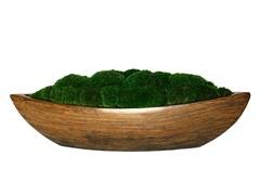 Zen Moss Boat