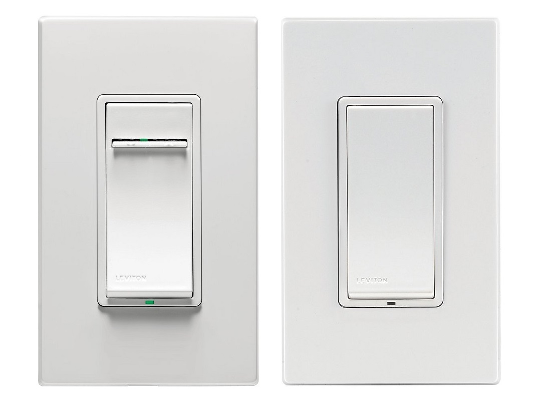 Leviton Z-Wave Universal Switch or Dimmer Switch