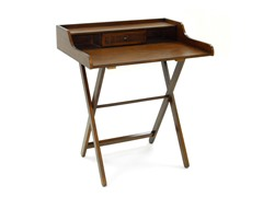 Carolina Cottage Chestnut Folding Easton Desk