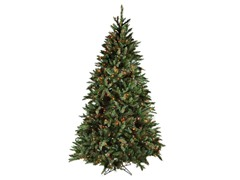 "Douglas Fir Tree 7'5"" Prelit Multi"