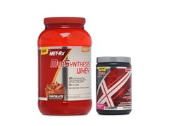 Nuclear X & MyoSynthesis Chocolate Whey