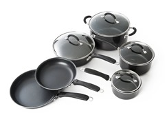 Cuisinart 10pc Non-Stick Cookware Set