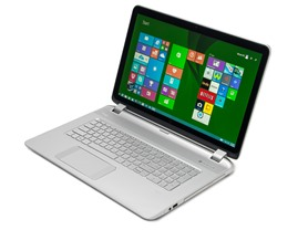 "HP ENVY 17.3"" Intel i7 Touch Laptop"