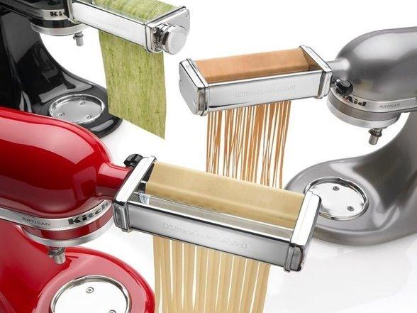 b0b21db165b13 KitchenAid 3-Piece Pasta Roller and Cutter Attachment