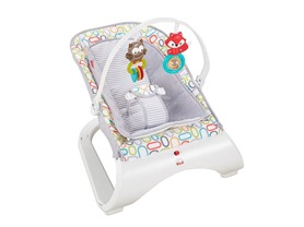 Fisher Price Curve Bouncer Deluxe