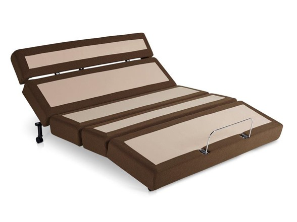 Mantua Rize Contemporary Adjustable Bed With Remote
