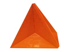 Great Pyramid Ground Bouncing Target