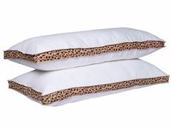 Cheetah Down Alternative Pillows-King - 2pk