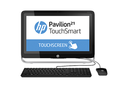 "Pavilion 21"" Full-HD Touchsmart AIO PC"