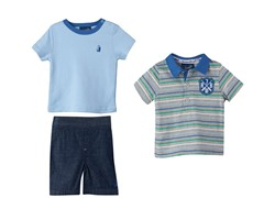 Rugged Bear 3-Piece Short Set (12M-24M)