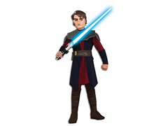 Deluxe Jedi Knight Anakin Skywalker