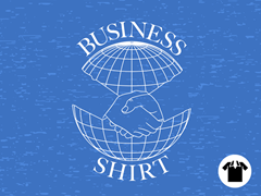 Business Shirt Polo Tee