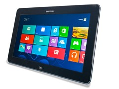 "Samsung 11.6"" 64GB Slate Tablet"