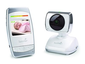 Summer Infant Baby Secure PSZ Video Monitor