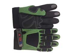 Off-Road Gloves - Dark Green