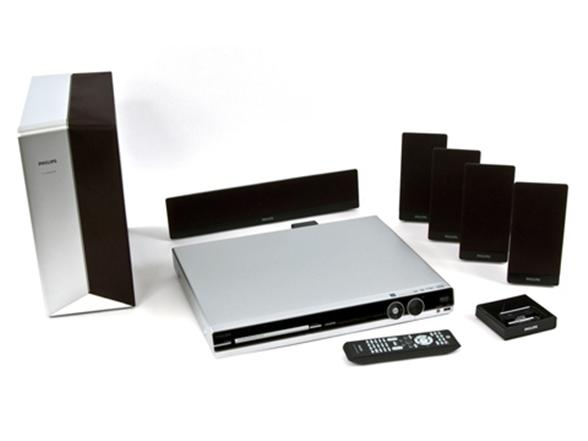 philips 1000 watt 5 1 home theater dvd system rh woot com Home Theater System HTS3544 Philips DVD philips hts3544 review