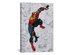 Spider Super Silhoutte Collage