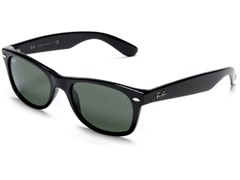 Ray-Ban New Wayfarer, Black 52mm