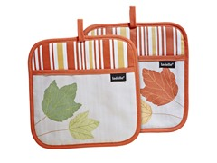 Harvest Time 2pk Pot Holder