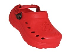 Red (Sizes Toddler 5 - Kids 3)