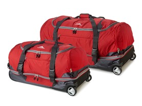 High Sierra Drop Bottom Duffel - 2 Sizes