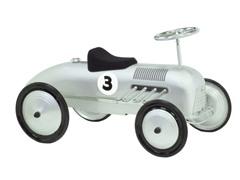 Silver Streak Racer