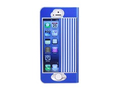 SpiritSlider iPhone 5 Slider Case - Blue
