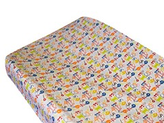 Alien Cotton Changing Pad Cover