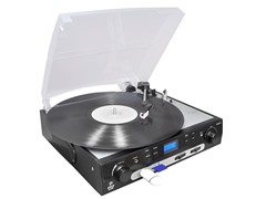 USB Turntable with USB/SD Card Encoder