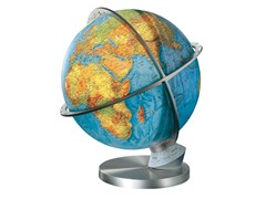 "Marco Polo 14"" Illuminated Globe"